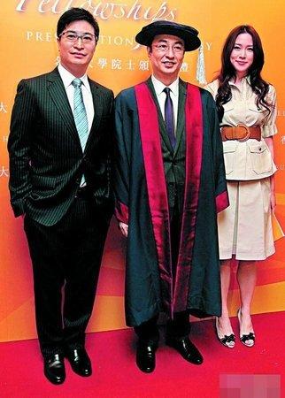 李兆基长子证实将购TVB股权 邵逸夫方承认此事