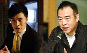 还真别说,陈赫和陈凯歌的鼻子还挺像。