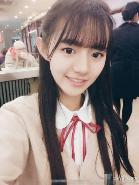 SNH48美少女长得像宁泽涛和边伯贤 还会撩妹!