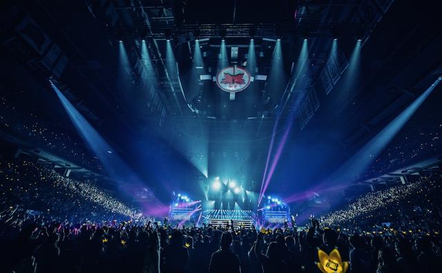 BIGBANG世界巡回演唱会北美地区共吸引超8万观众创新纪录