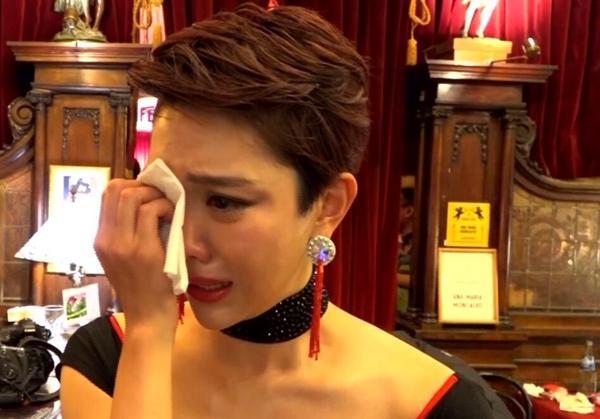 《花姐2》姜妍哭成泪人 疑似无缘南极之旅