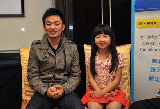 专访王宝强张子枫:新作品我们将演父女俩