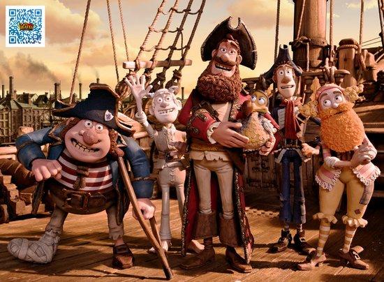 《神奇海盗团》票房高涨 白领回味童年必看影片