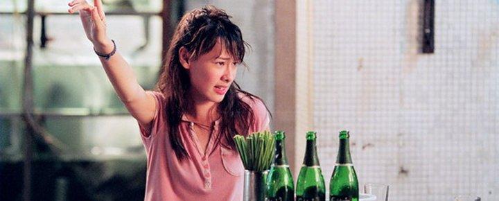 2006年,刚刚18岁的梁洛施在《伊莎贝拉》饰演张碧欣。