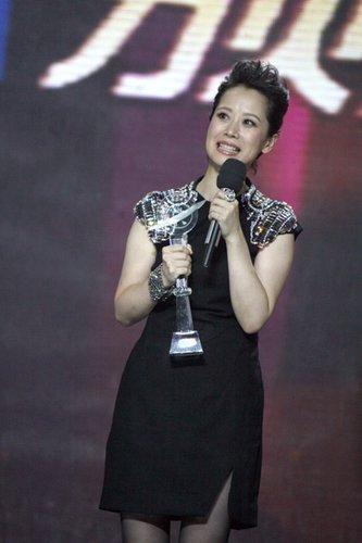 专访海清:不转大银幕 得不得奖和片酬没关系