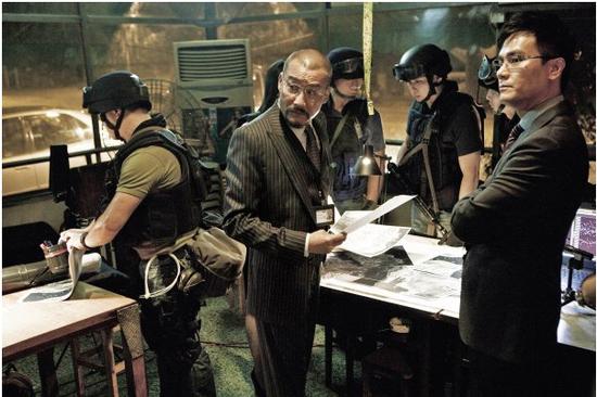 《寒战》:港产警匪片的伪高潮
