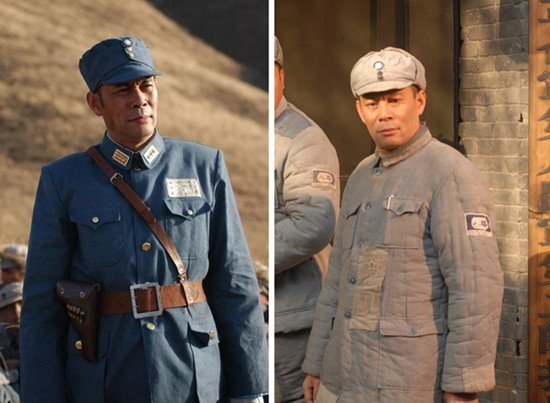 《枪神传奇》哈尔滨热播 兵工厂内战友亦兄弟