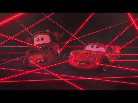 视频 动画片 汽车总动员2 发布先行预告片高清图片