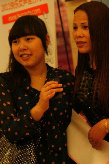 杭州快女上演母女情深 母亲欲把晋级名额让女儿