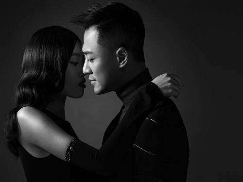 林峰最新EP《Trap》 七位数字不计成本打造专辑