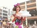 """视频:""""霸王花""""身材难修炼 杨丞琳获赠G奶蛋糕"""