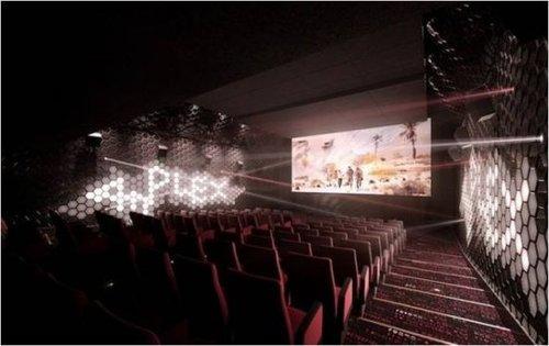 4D电影成未来娱乐新趋势 感受全方位观影体验