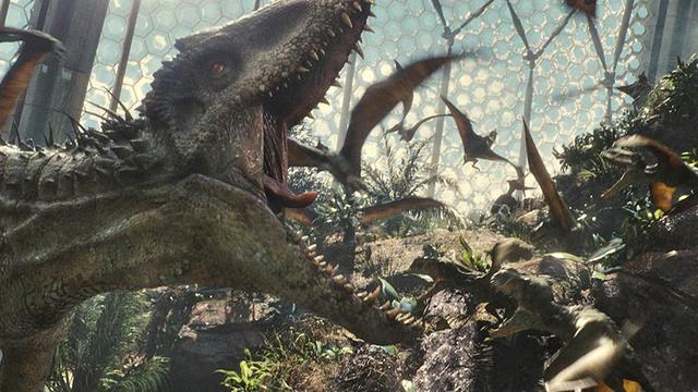 史前恐龙咆哮!《侏罗纪世界》北美大爆豪取2亿