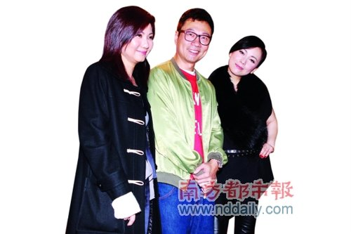TVB高层为《义海》办庆功宴 向视帝视后邀合约