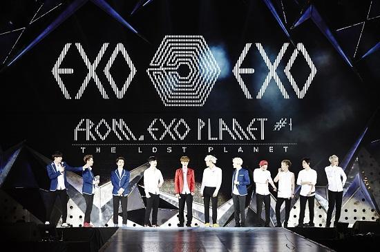 韩娱微站上线 EXO世巡粉丝全记录邀你来参加