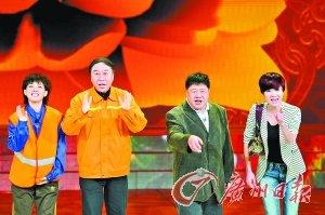 央视春晚第五次彩排 赵本山终亮相演哪出仍是谜