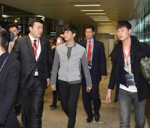 金秀贤在中国获16项代言 将进账1.1亿元