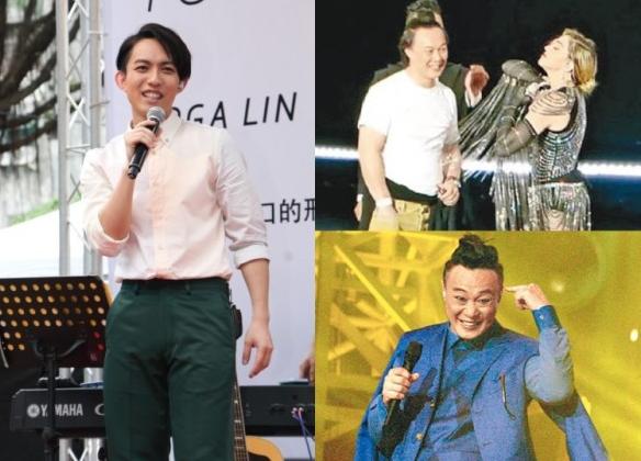 林宥嘉盛赞陈奕迅:他就是我心中的麦当娜