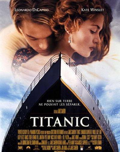 3D版《泰坦尼克号》4月同步引进内地