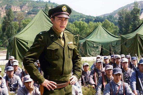 《战火西北狼》地方台热播 刘恺威戏份遭删减