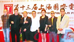 上海电影节开幕吕克·贝松暗示中国电影继续辉煌