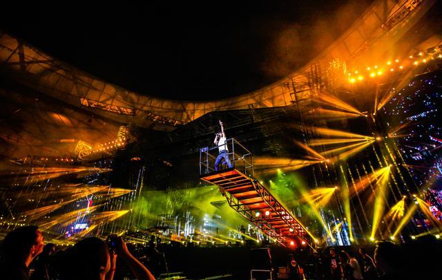 汪峰巡回演唱会本周六上海收官 再次见面三年之后