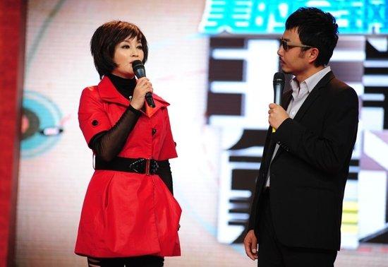 刘晓庆做客湖南卫视《非常靠谱》 自曝不姓刘