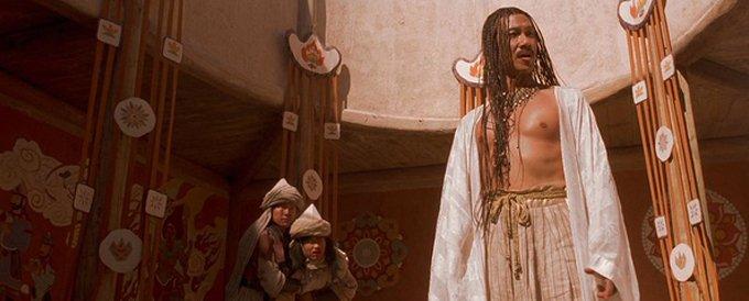 王学圻在《天地英雄》中第一次扮演反派角色。