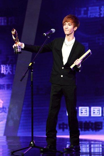 传媒大奖《小时代》成赢家 魏晨献唱《热雪》