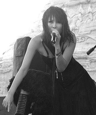 罗琦助阵活力岛音乐节 第一摇滚女声重出江湖