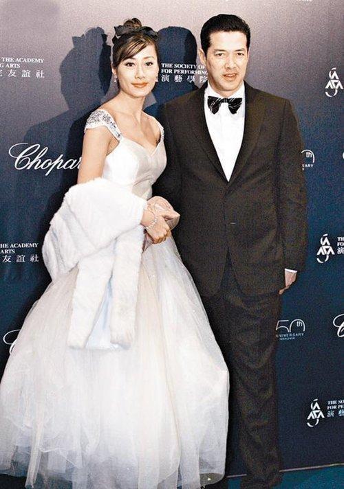 林青霞丈夫前妻张天爱离婚 九年婚姻破碎