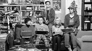 《生活大爆炸》第四季炸出高收视 至少再拍三季