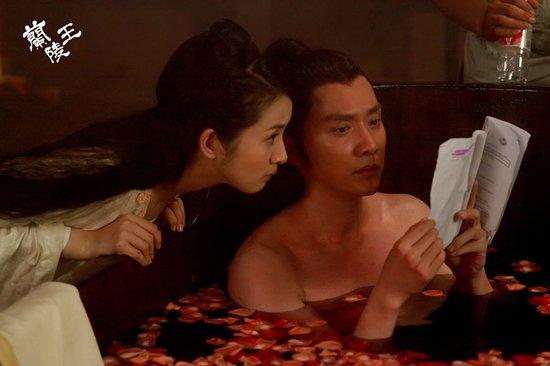 冯绍峰8月14日15:30做客名人坊畅聊《兰陵王》