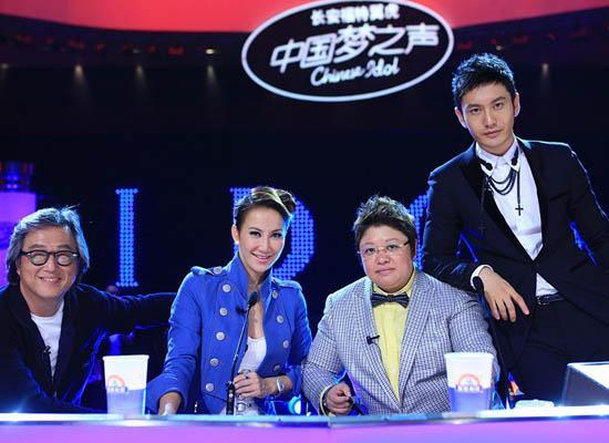 《中国梦之声》换师疑云 李玟黄晓明无缘第二季