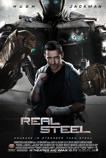 《铁甲钢拳》登北美票房榜首 11月登陆中国影院
