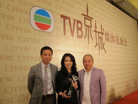 """香港艺人纷纷北上发展 TVB进军内地有""""野心"""""""