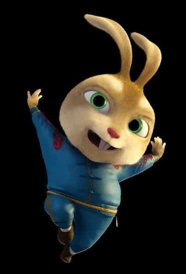 资料:国产3D动画大片《兔侠传奇》——高两米