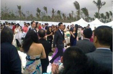 婚礼伴郎伴娘入场 范玮琪或现场演唱