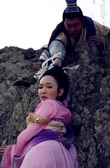 《活佛济公3》谱写人妖恋 范文芳古装扮相出镜