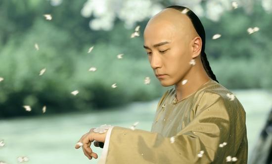 刘恺威《寂寞空庭》将播 皇帝也有七情六欲