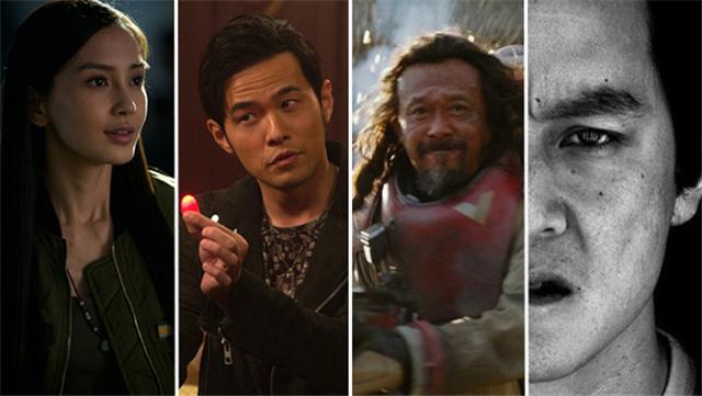 """难逃""""酱油命""""?中国明星好莱坞生存法则调查"""