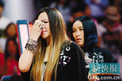 《好声音》张惠妹被指最差导师:选歌分组太烂