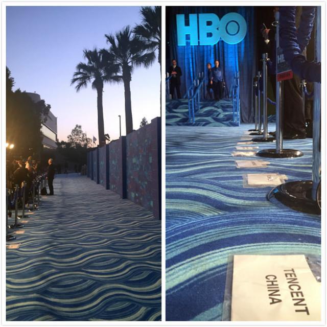 """艾美红毯最美竟是她 """"权游""""HBO派对狂欢庆祝"""
