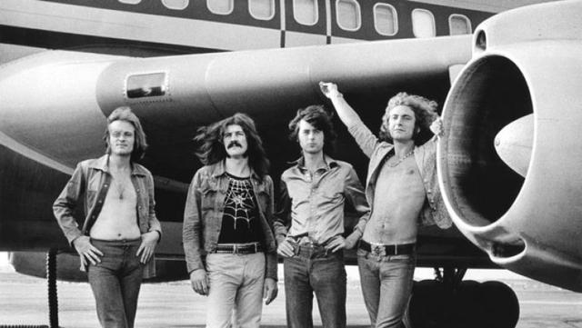 吉米·佩奇承认收藏Spirit乐队专辑 但未没听过