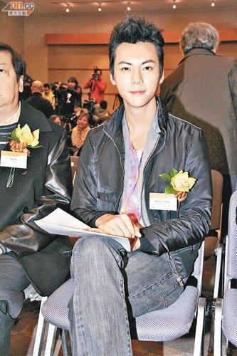 陈伟霆角逐亚洲新星 享受比赛不计较输赢(图)