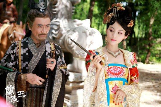 《兰陵王》收视火爆 毛林林被骂滚出娱乐圈