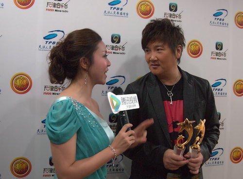 孙楠原创歌曲奖独中两元 11月用个唱回馈歌迷