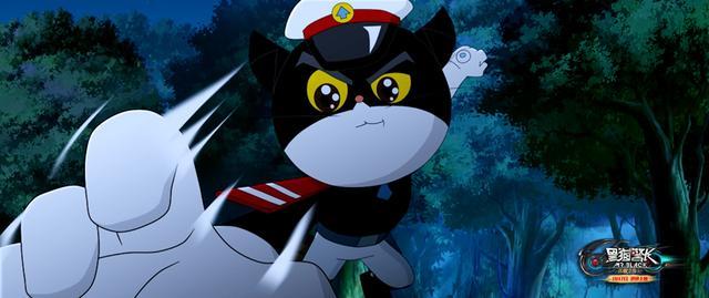 《黑猫警长》上座率第一 30年英雄归来正气实足