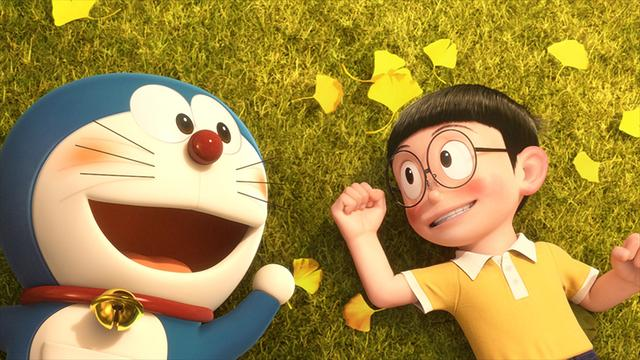 哆啦A梦 全网首播 蓝胖子 的深情告白图片
