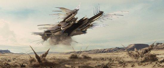 《异星战场》海外成绩亮眼 全球首周票房破亿